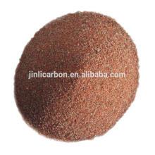 Areia granada de alta qualidade para jateamento