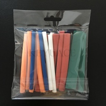 Tubo termorestringente colorato 20PCS
