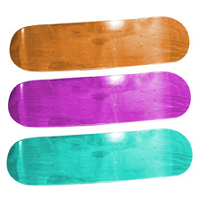 A placa de skate da placa côncava média completa 8,25 polegadas com baixo preço