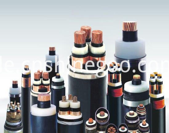0.6/1kV Flame Retardant XLPE insulated Power Cable