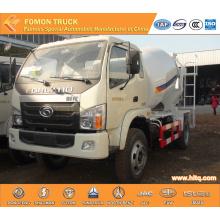 FOTON 4m3 concrete deliver truck cheap price