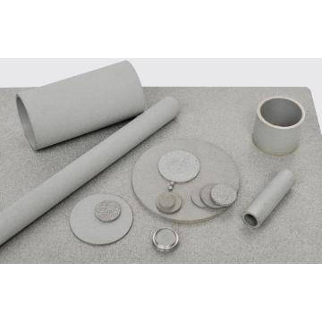 Sintered Metal Powder Filter Core Alloy Material