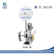 Matériel de fabrication de câbles, outil de sertissage semi-automatique, machine de sertissage de terminal