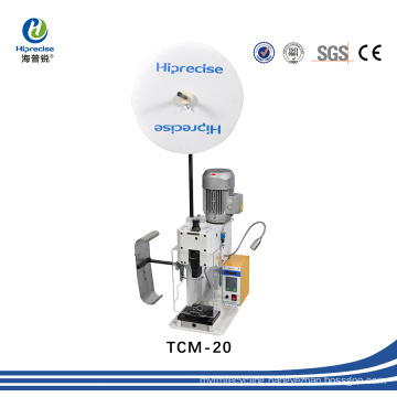 CNC Automatic Wire Cutting Stripping Machine, Cable Terminal Crimping Machine