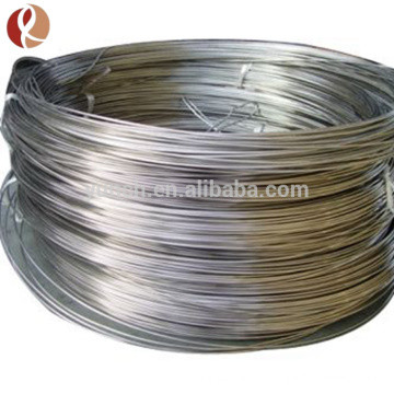Nickel Titanium Shape Memory Alloy Nitinol Wires with Excellent Memorability