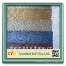 Produit de haute qualité en cuir PVC
