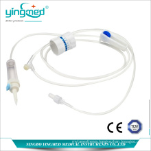 Medical Sterile Disposable Infusion Set With Flow Regulator