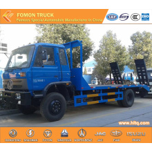 Dongfeng 4x2 15tons construction machinery transport truck