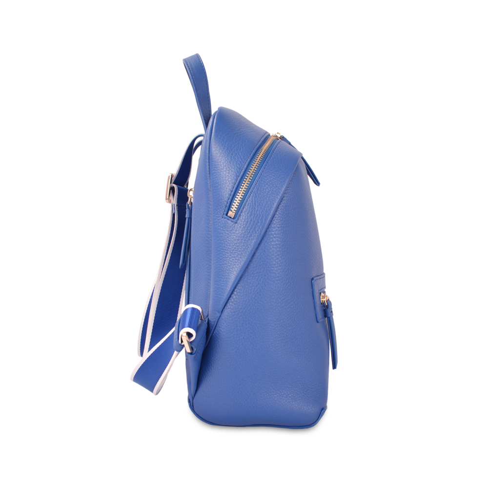 Droppshipping Fashion Style Custom Vintage Color Pattern Women PU Leather Backpack