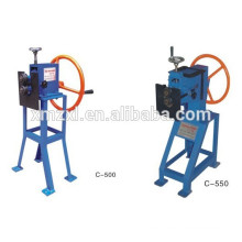metal sheet rotary machine