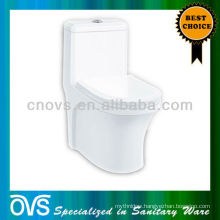 Ovs Popular Sanitary Ware Siphonic Vortex Toilet