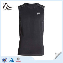 Sports Men Cut Gym Singlet for Wholesale
