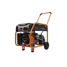 Gerador elétrico da gasolina do acionador de partida 5kVA com AVR (FE6500E)