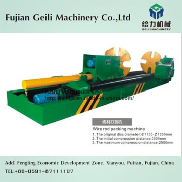 Bundling Machine for Wire Rod