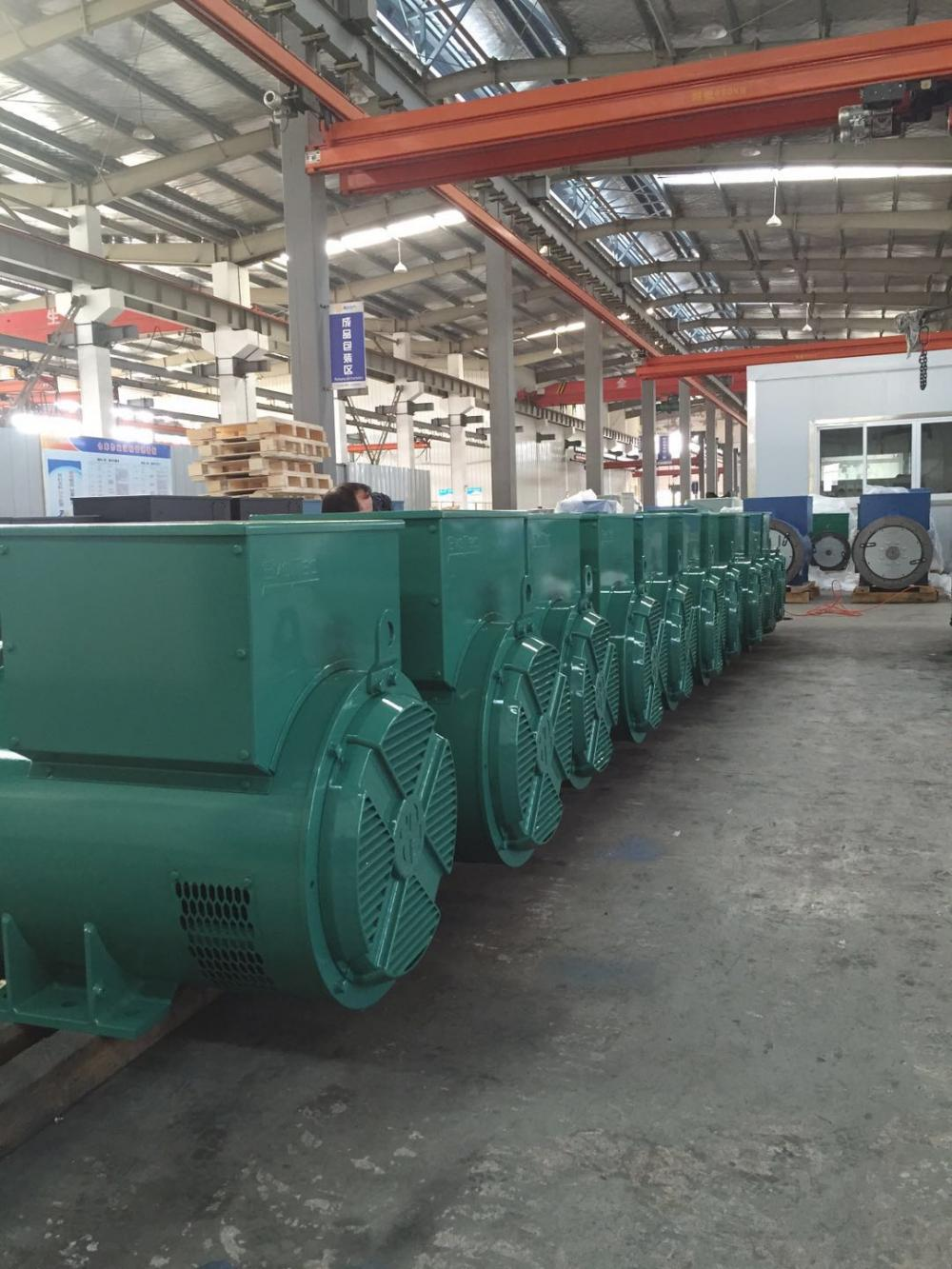 Industrial Generator For Land Use