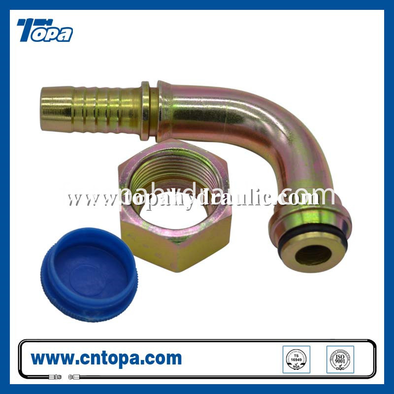 20491 90 Degree Hydraulic Hose Fitting