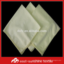 30*30cm locking edge 300GSM microfiber glass cleaning cloth