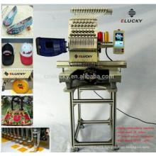 Hot sale Single head flat computerized embroidery machine
