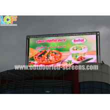 Fullcolor P10 Outdoor Advertising Led Displays Scrolling Led Sign For High Way Light