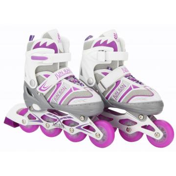 Good quality children's skates can adjust the size