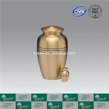 LUXES urnas Metal Cremaiton en línea de urnas para cenizas