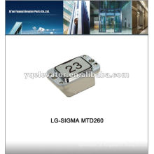 Botão de elevador LG-SIGMA MTD260