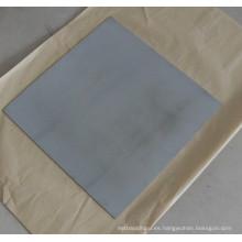 Grosor de hoja puro de molibdeno 0.3mm en venta