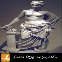 nude sculpture woman,marble garden sculpture