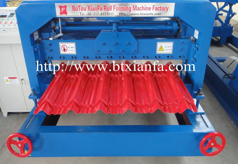 Steel Sheet Press Forming Machine