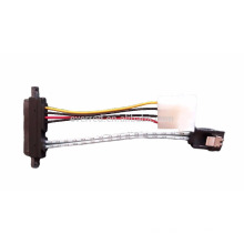 SATA22F(Panel Mount) to SATA7P 6G CABLE(PIERC500-002)