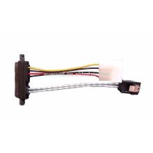 SATA22F (montagem em painel) para o cabo SATA7P 6G (PIERC500-002)