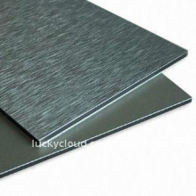 Outdoor Unbreakable PVDF & PE, brush & mirror Aluminum Plastic Composite Panel