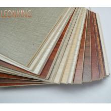 Leonking melamine paper laminated 5x10 plywood  for furniture