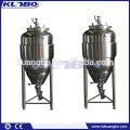 Hochwertiges automatisches polierendes industrielles Brauen Bier Ausrüstung konischer Fermenter