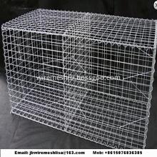 Hot-dip Galvanized Welding Stone Cage Net/ Gabion Mesh