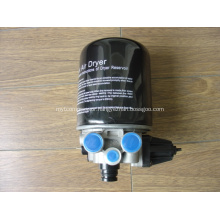 Single cannister air dryer