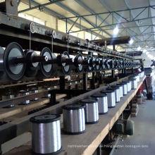 Konkurrenzfähiger Preis 20 gauge gi Draht / galvanisierter Eisendrahtlieferant