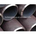 Chine fournissent un mur épais astm a106 gr.b 4 pouces de carbone noir sans fil tube tube prix