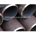 din 2448 st35.8 seamless carbon steel pipe, sch 120 carbon steel seamless pipe large diameter steel pipe price