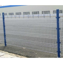 PVC Coated Welded Wire Mesh Fence (LY - fence 1)