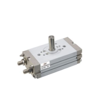 Low price double acting CRQ2 series pneumatic rotary actuators