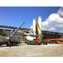 Batching And Mixing Of Concrete Plant Parts