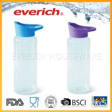 Дешевые пластиковые бутылки Поставщики со соломенной крышкой Легкое питье