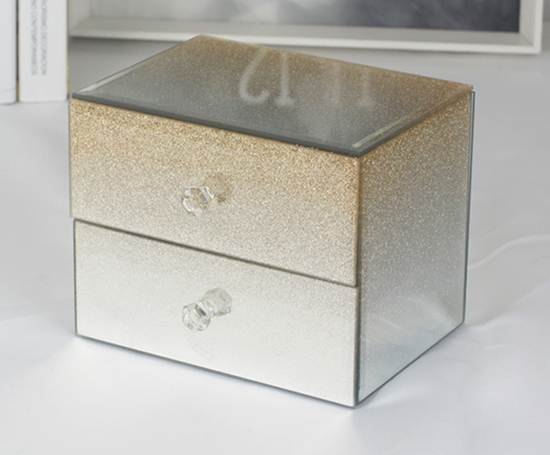 Acrylic Storage Jewelry Box
