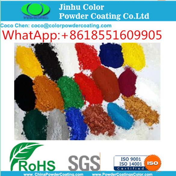 Anti-gassing Powder Coating paint