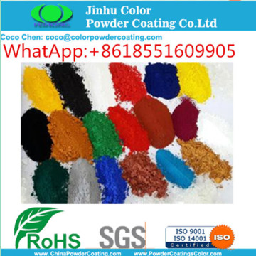 Cahaya baik Polyester TGIC gratis Powder Coating