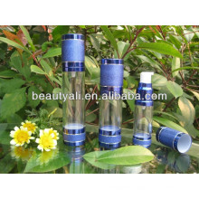 15ml 20ml 30ml 50ml 100ml 200ml Plastic AS airless pump bottle