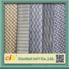 Tissu design de haute qualité pour sièges d'auto