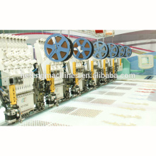 High speed sequin embroidery machine