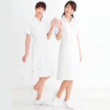 Polyester65% / Peigné Cotton45% Tissu simple pour uniforme médical